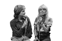 Cloclo et France gall