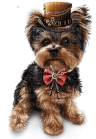 steampunk DOG CHIEN