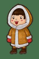Eskimo garçon 1