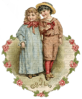 enfant valentin vintage childs