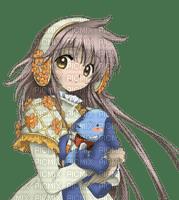 cecily-tube manga fille