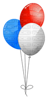 Kaz_Creations America 4th July Independance Day American Balloons