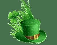 st patrick  day hat chapeau