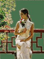 oriental woman bp