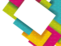 Cadre.Frame.Fond.Background.multicolor.Art.Victoriabea