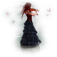 femme violin woman violin