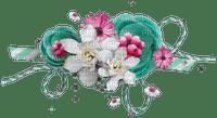 barre fleurs