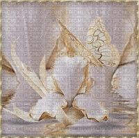 image encre couleur texture effet fleurs papillon printemps pastel edited by me