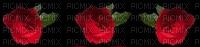 image encre animé barre effet fleurs roses edited by me