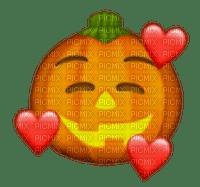 In love jack o lantern
