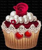 image encre gâteau pâtisserie fleur rose mariage bon anniversaire edited by me