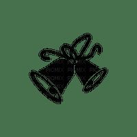 bells silhouette