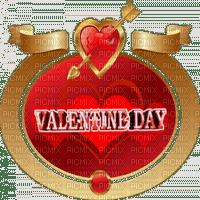 valentines day text deco