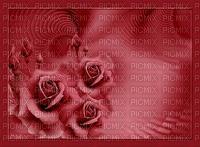 bg---röd--blommor--background--flowers--red