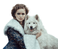 woman wolf femme loup 🐺🐺