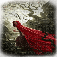 red riding hood  gothic chaperon rouge gothique