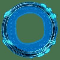 BLEU CERCLE CADRE FRAME BLUE CIRCLÉ