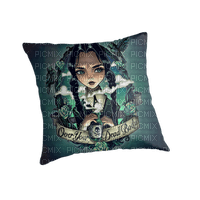 Wednesday Addams - The Addams Family - pillow
