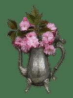 Fleur.Pot.Deco.Vintage.Flowers.Bouquet.vase.Pink.Victoriabea