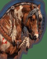 cheval amérindien