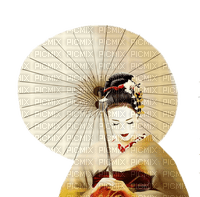 geisha asian woman femme asiatique