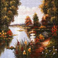 fondo  jardin   lago dubravka4