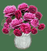 ruusu, rose, kukka, ruukku, maljakko, vaasi