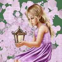 fée, lanterne,bebe,enfant,visage, fille, Fantasy, deko,tube,Orabel