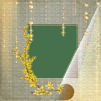 Cadre.Frame.yellow.Victoriabea