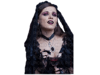 Vampire woman bp