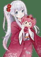 MMarcia manga menina girl fille