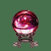 Crystal Ball.Pink.Purple