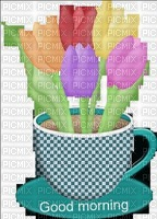 image encre color fleurs edited by me
