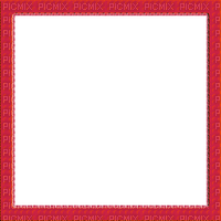 Red Square Frame