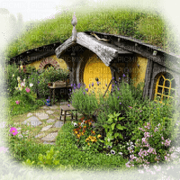 hobbit house maison lord of the rings