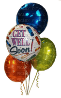 Kaz_Creations Deco  Balloons Occasion Get Well Soon