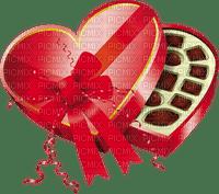 cœur chocolats Danna1