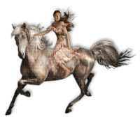 woman horse femme cheval