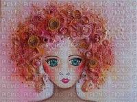 multicolore art image kaléidoscope effet encre