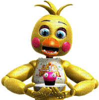 Toy Chica & Cupcake