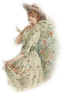 femme aquarelle