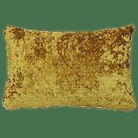 Coussin doré