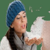 woman winter femme hiver
