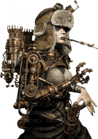 steampunk  femme woman(❁´◡`❁)
