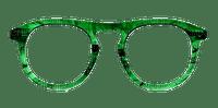 Lunette de soleil-green sunglasses