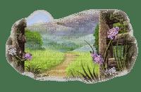 paysage printemps  landscape spring