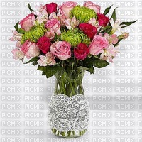 multicolore image encre bon anniversaire color effet fleurs bouquet mariage edited by me