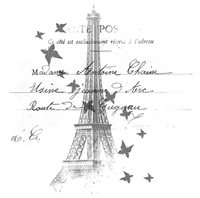 Black Paris Text