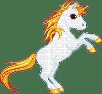 Licorne dorée golden unicorn