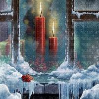 window glass fenster fenêtre   fenetre  room raum chambre  zimmer      maison  haus     christmas noel xmas weihnachten Navidad рождество natal   image  fond background winter hiver snow neige house candle kerzen bougie